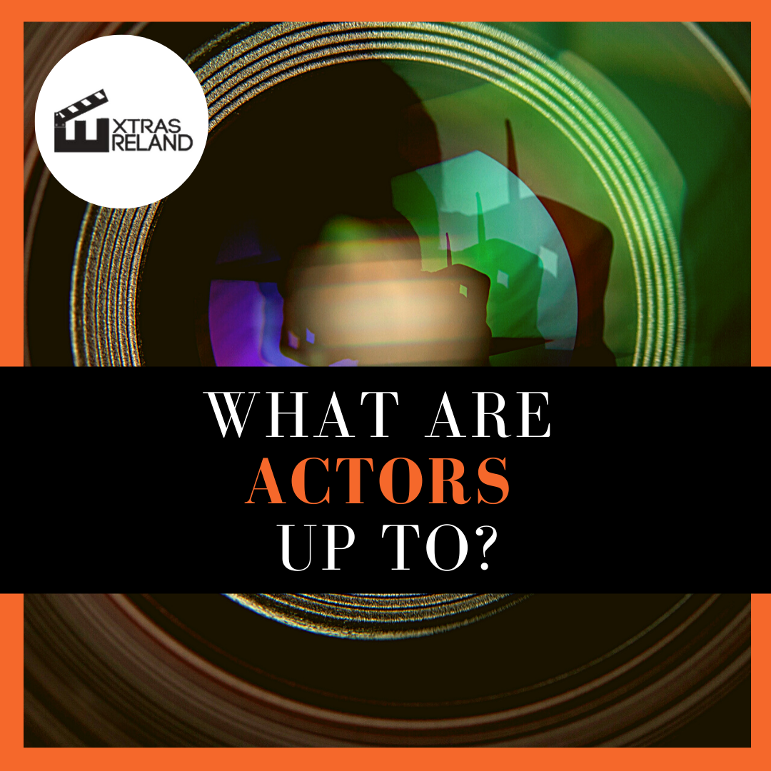 Blog I What Are Actors Up To?