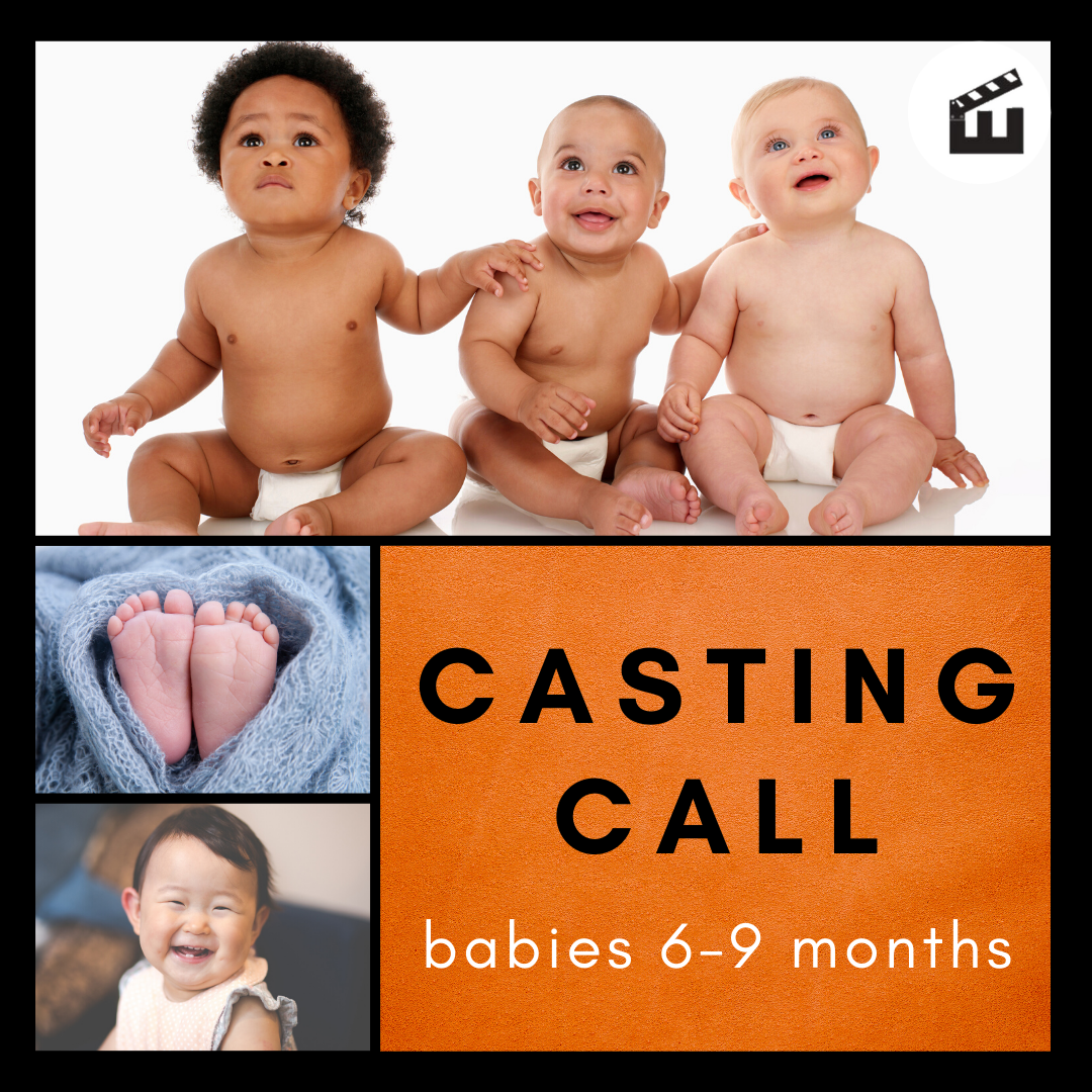 Casting I Babies 6-9mths for Photoshoot